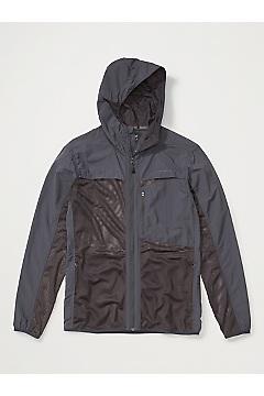 Men's BugsAway Sandfly Jacket, Dark Steel, medium