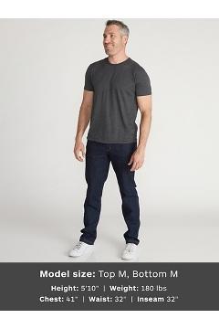 Men's BugsAway Cordova Jeans, Dark Indigo, medium