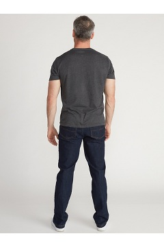 Men's BugsAway Cordova Jeans, Dark Indigo, medium