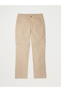 Men's BugsAway Mojave Convertible Pants - Long, Tawny, medium