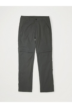 Men's BugsAway Mojave Convertible Pants - Short, Dark Steel, medium