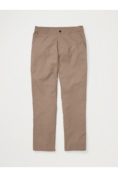 Men's BugsAway Bargo UPF 50 Pants, Walnut Brown, medium