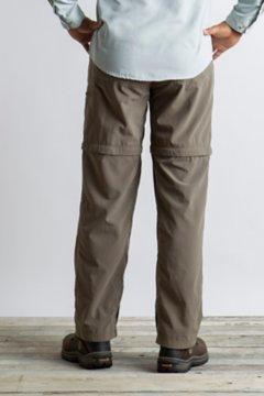 BugsAway Sol Cool Ampario Convertible Pant - Short, Falcon, medium