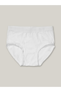 Men's Give-N-Go Brief, White, medium