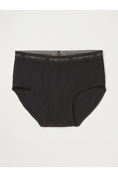 Men's Give-N-Go Brief, Black, medium