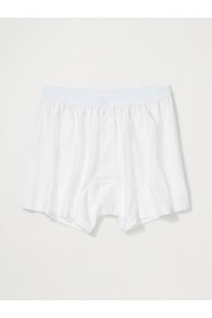 Men's Give-N-Go Boxer, White, medium