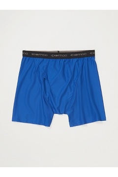 Men's Give-N-Go Boxer Brief, Royal, medium