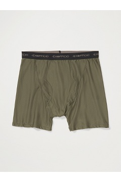 Men's Give-N-Go Boxer Brief, Nori, medium