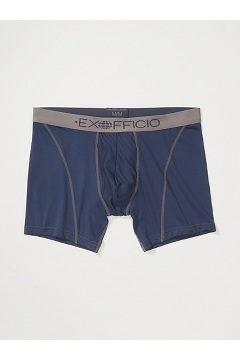 Men's Give-N-Go Sport Mesh 6'' Boxer Brief, Navy, medium