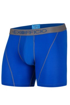 Give-N-Go Sport Mesh 6'' Boxer Brief, Royal, medium