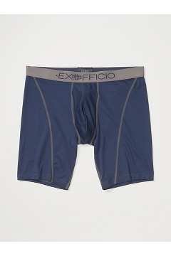 Men's Give-N-Go Sport Mesh 9'' Boxer Brief, Navy, medium