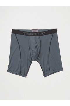 Men's Give-N-Go Sport Mesh 9'' Boxer Brief, Phantom, medium