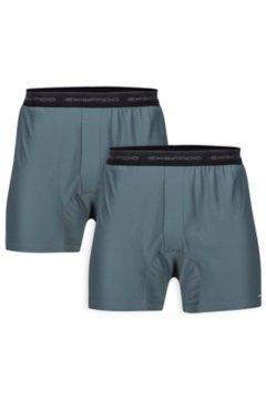Give-N-Go Boxer 2-Pack, Charcoal, medium