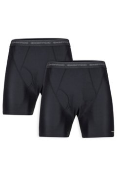 Give-N-Go Boxer Brief 2-Pack, Black, medium