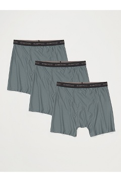 Give-N-Go Boxer Brief 3-Pack, Charcoal, medium