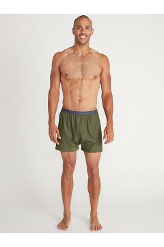 Men's Give-N-Go 2.0 Boxer, Steel Onyx, medium