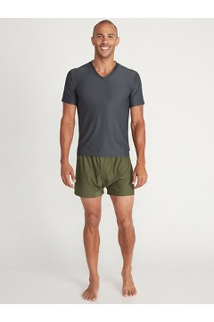 Men's Give-N-Go 2.0 Boxer, Navy, medium