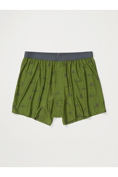 Men's Give-N-Go 2.0 Boxer, Fishing Scenes, medium