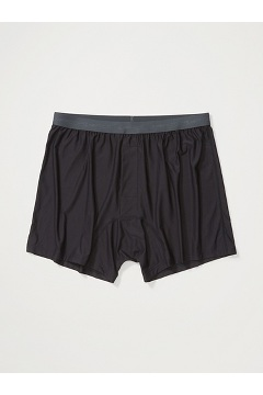 Men's Give-N-Go 2.0 Boxer, Black, medium