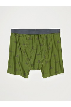 Men's Give-N-Go 2.0 Boxer Brief, Fishing Scenes, medium