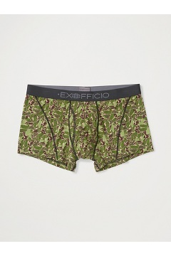 Men's Give-N-Go 2.0 Sport Mesh 3'' Boxer Brief, Fishing Camo, medium