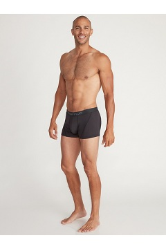 Men's Give-N-Go 2.0 Sport Mesh 3'' Boxer Brief, Navy/Koi, medium