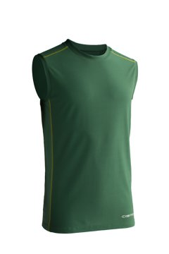 Give-N-Go Sport Mesh Sleeveless Crew, Petrol, medium