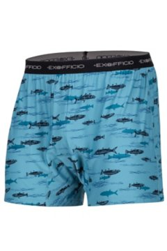 Give-N-Go Printed Boxer, Storm Blue Tarpon, medium