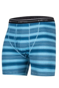 Sol Cool Print Boxer Brief, Deep Water Ombre, medium