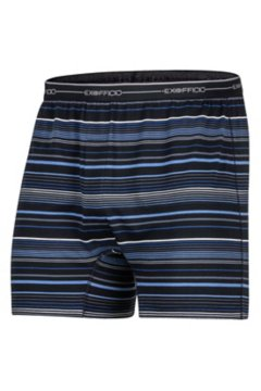 Sol Cool Print Boxer, Black Multi Stripe, medium