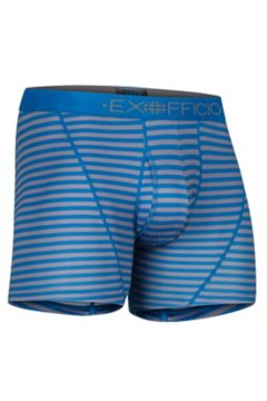 Give-N-Go Sport Mesh Print 6'' Boxer Brief, Mykonos Stripe, medium