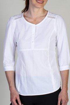 Vernazza L/S, White, medium