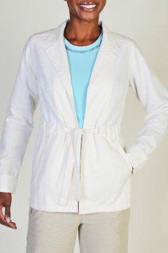 Caletta Jacket, Linen, medium