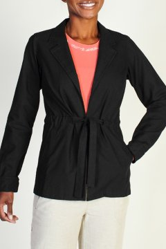 Caletta Jacket, Black, medium