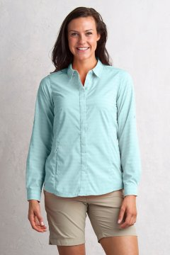 Ventana Stripe L/S, Aruba, medium
