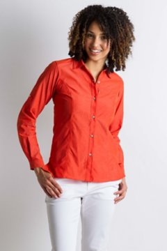 Lightscape LS Shirt, Paprika, medium