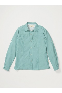 Women's Lightscape Long-Sleeve Shirt, Trellis, medium