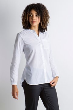 Lencia L/S, White, medium