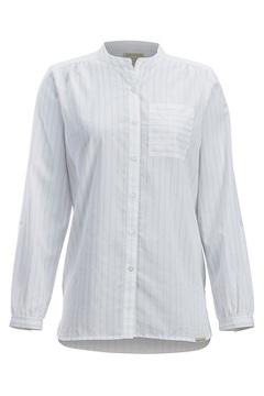 Lencia LS Shirt, White, medium
