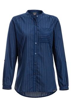 Lencia LS Shirt, Ink, medium