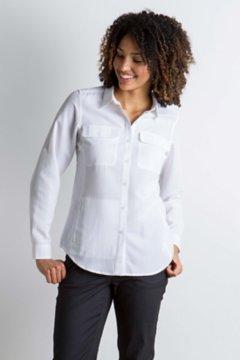 Rotova L/S, White, medium