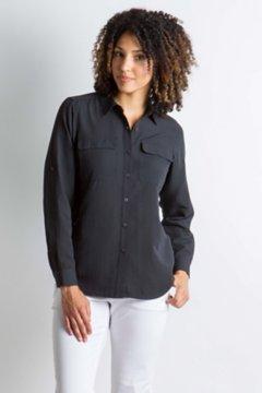 Rotova L/S, Black, medium
