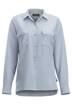 Kizmet LS Shirt, Xenon, medium