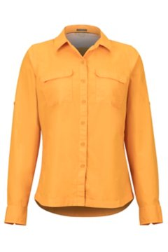 Missoula LS Shirt, Pale Pumpkin, medium