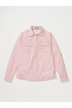Women's Missoula Long-Sleeve Shirt, Pink Sand, medium