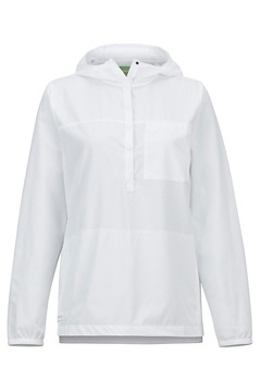 Women's Wimico Hoody, White, medium