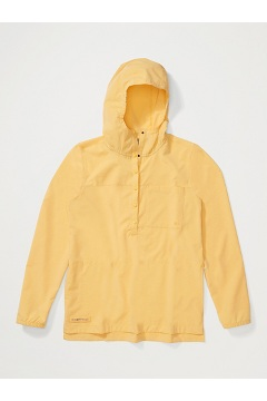 Women's Wimico Hoody, Amber Yellow, medium
