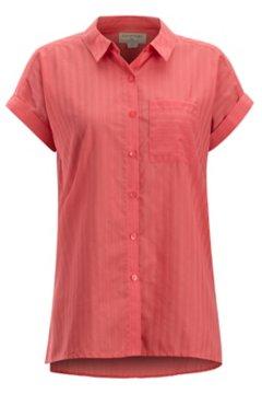 Lencia SS Shirt, Spiced Coral, medium