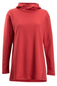 Robson Reversible Hoody, Bolero Red, medium