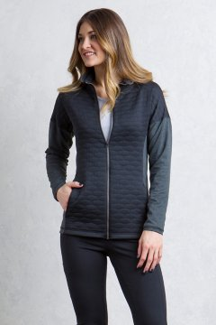 Kelowna Full Zip, Black, medium